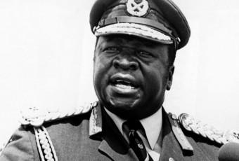 Idi Amin Dada, le président à vie de l'Ouganda