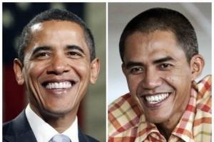 sosie indonésien de Barack Obama