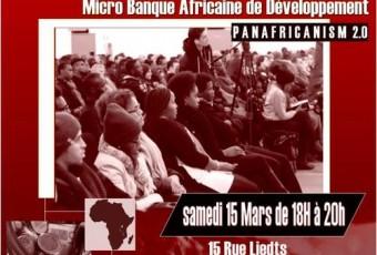 LA MBAD : Micro Banque Africaine de Développement