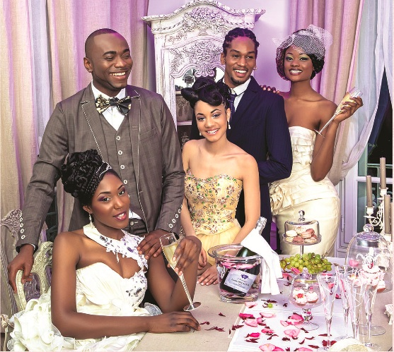 le salon du mariage afro antillais aider les futurs mari s pour avoir le mariage qui leur. Black Bedroom Furniture Sets. Home Design Ideas