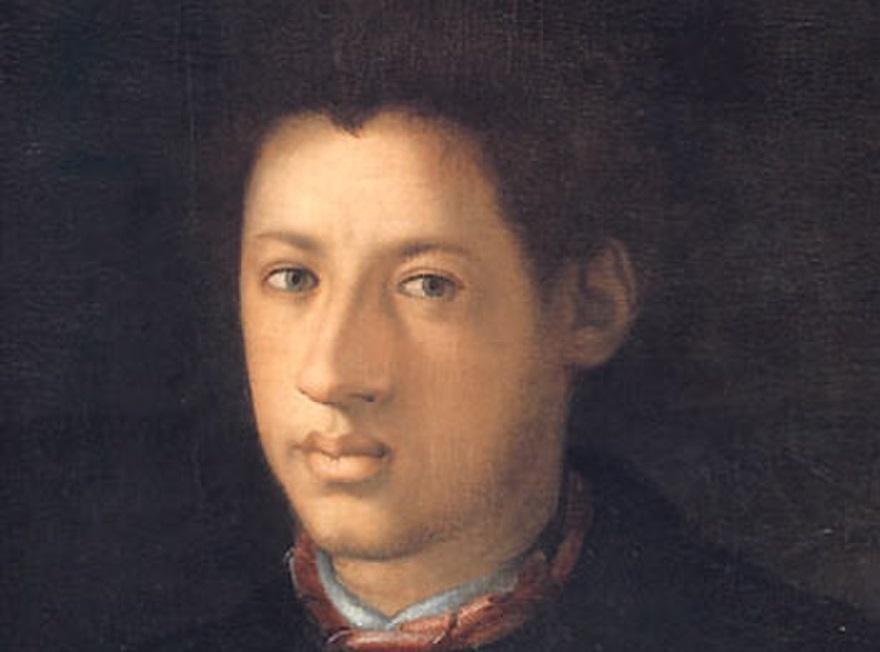 Alexandre de Médicis, Noir et premier duc de Florence