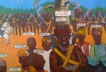 Reines & Héroïnes d'Afrique raconte SOUNDIATA KEÏTA aux enfants