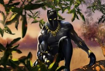 Black Panther : le super-héros Marvel d'origine africaine