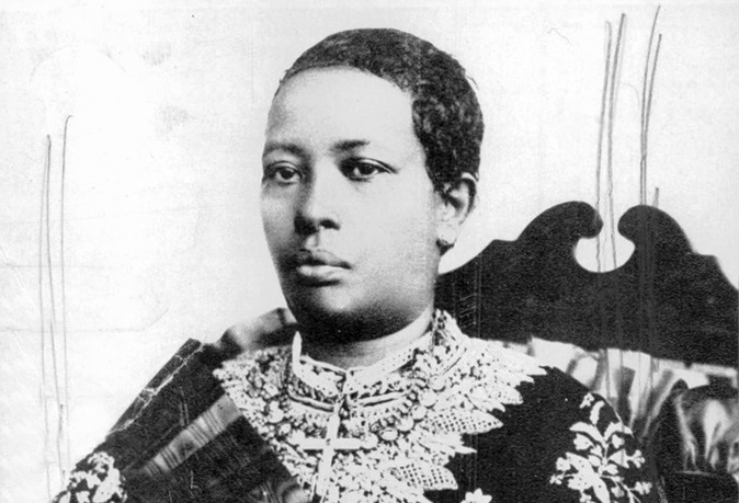 Zewditou Ire, reine des rois (negusse negest) d'Éthiopie