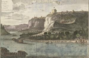 La ville de Mbanza Kongo-São Salvador au 18e siècle