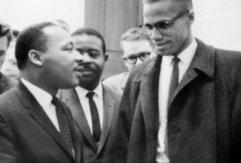 Opposition Martin Luther King/Malcolm X : une création médiatique