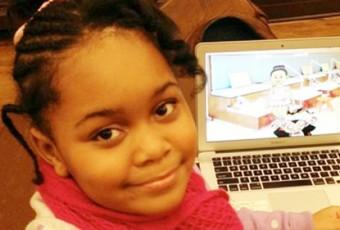 A 7ans, Zora Ball est la plus jeune développeuse de jeux vidéos pour mobiles au monde