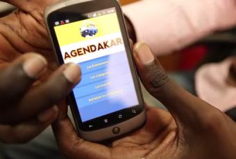 Agendakar, l'application mobile pour sortir à Dakar