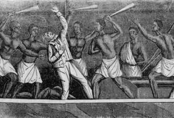 Les révoltes d'esclaves à bord des navires négriers