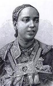 L'impératrice Taytu