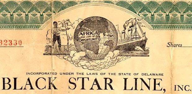 black star line action
