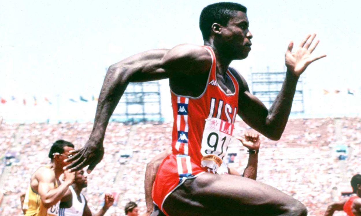 Carl Lewis, un des plus grands athlètes de l'histoire