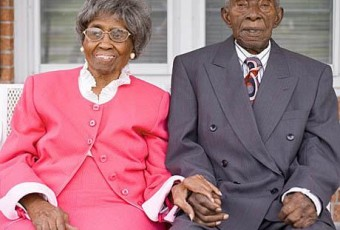 Zelmyra et Herbert Fisher : le record du plus long mariage !
