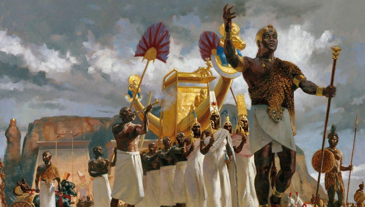 Le royaume de Napata (du VIIIe siècle au IVe siècle avant notre ère)