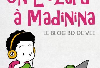 « UN LÉZARD À MADININA », le blog-BD d'une amoureuse du soleil