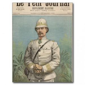 Le Général Alfred-Amédée Dodds