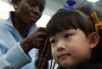 Une entrepreneure congolaise lance la 1ere chaine de salons de coiffure Afro en Chine