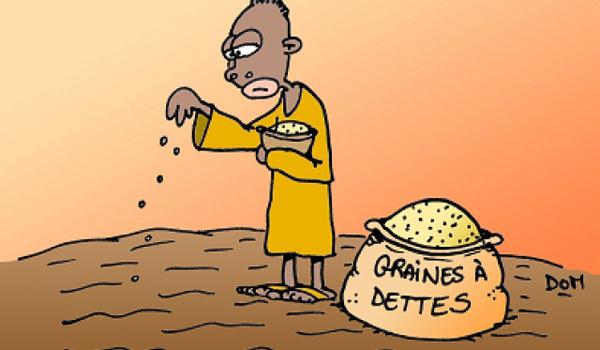COMMENT L'AFRIQUE FUT PIÉGÉE  (2) : origine de l'endettement des pays africains