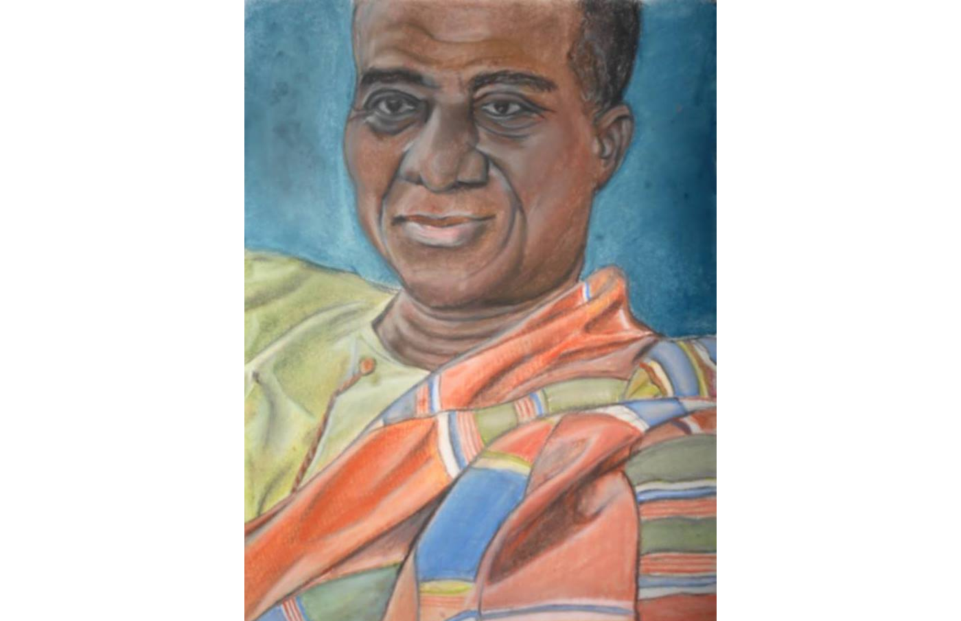Sylvanus Olympio, le père du Togo