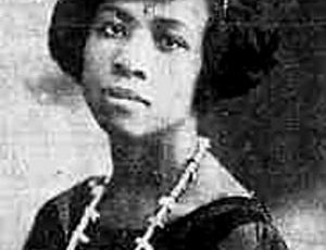 Amy Jacques Garvey : madame Marcus Garvey