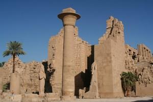 Temple d'Amon à Karnak par Steve F-E-Cameron