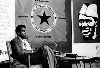 Des Black Panthers à l'Afrique : le chemin de Stokely Carmichael alias Kwame Ture