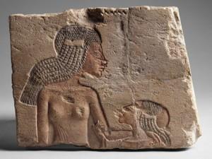 Deux filles de Nefertiti