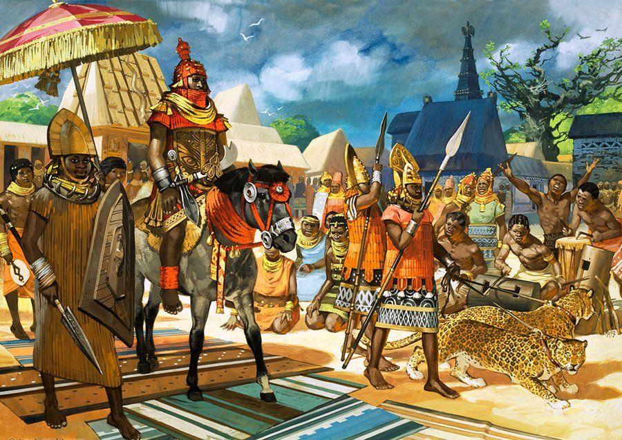 L'Empire de Benin