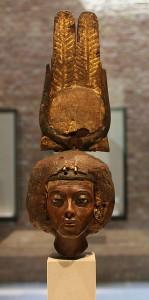Tiyi, mère d'Akhénaton
