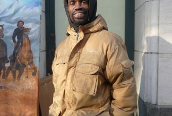 Kolongi Brathwaite, le peintre afro-centré le plus célèbre au monde