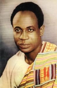 Un autre Nzima célèbre, Kwame Nkrumah