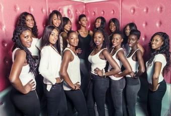 Du rêve à la réalité : Dienaba Miradey Koundio, nouvelle Miss Sénégal France 2014