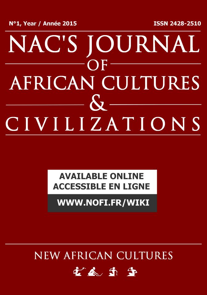 L'univers des objets parlants dans la culture africaine : le Masque et le Tambour