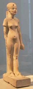 Nefertiti, grande épouse royale d'Akhénaton
