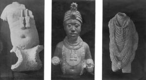 Statues de type ife retrouvées à Ife, Nigéria / © William Fagg