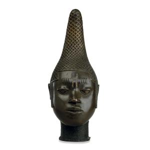 Tête commémorative de la Reine Idia 16ème siècle / © Trustees of the British Museum