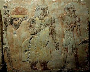 La reine de Pount  (© Musée du Caire)