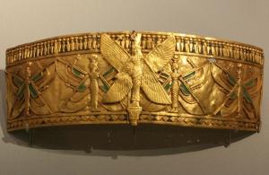 Bracelet du trésor funéraire d'Amanishakheto (© Musée égyptien de Berlin)
