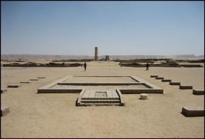 Tell el Amarna, l'ancienne Akhétaton par 1worldtours.com