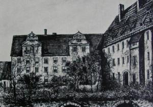 L'université de Wittenberg au 19ème siècle