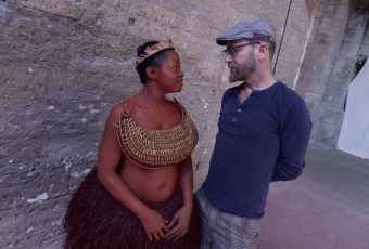 « EXHIBIT B », L'EXPOSITION RACISTE D'UN AFRIKANER