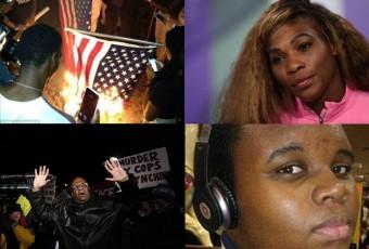 L'Amérique noire condamne unanimement l'acquittement du policier responsable de la mort de Michael Brown