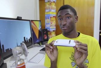 Marques Brownlee star de la haute technologie sur le web à seulement 20 ans