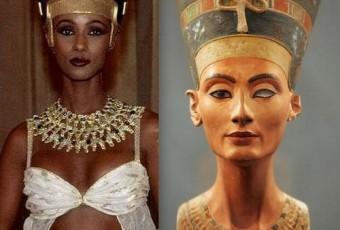 La reine Nefertiti et les artistes noirs modernes