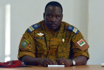 [BURKINA FASO]  MISE EN PLACE D'UN CONSEIL NATIONAL DE TRANSITION