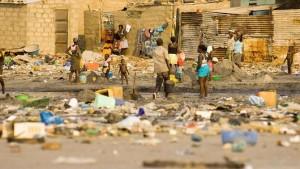 L'autre face de Luanda (Photo : Ken Gerhardt / Gallo Images / Getty Images)