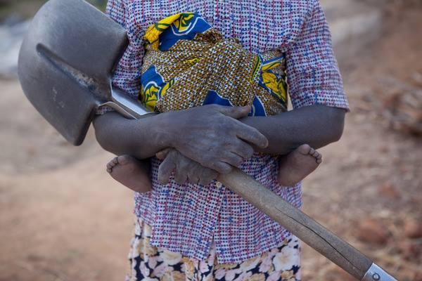 """""""Les femmes noires sont les êtres les plus fortes et les plus travailleuses de la terre"""", Dr. Dre / Photo : Tsvangirayi Mukwazhi"""