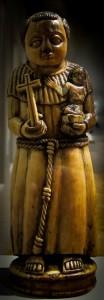 Statue kongo de Saint Antoine