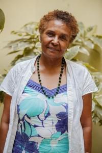 Ana Maria Cabral, en 2010