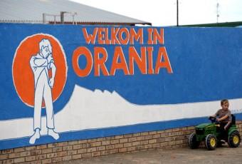 ORANIA – VILLE SUD-AFRICAINE INTERDITE AUX NOIRS